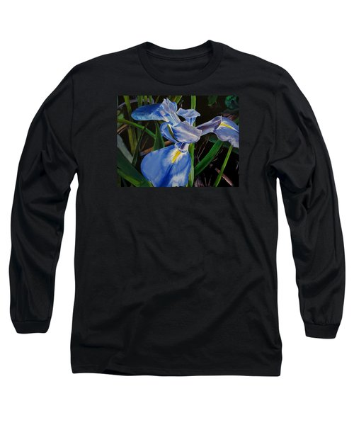 The Iris Long Sleeve T-Shirt