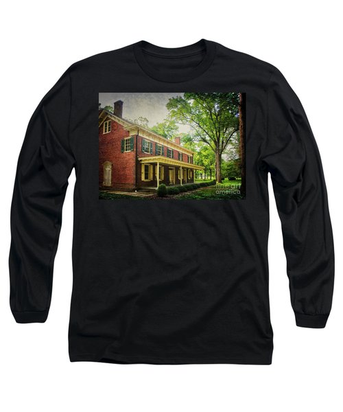 The John Stover House Long Sleeve T-Shirt