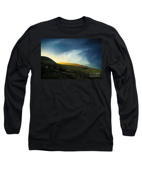 The Journey Long Sleeve T-Shirt by Ellen Cotton