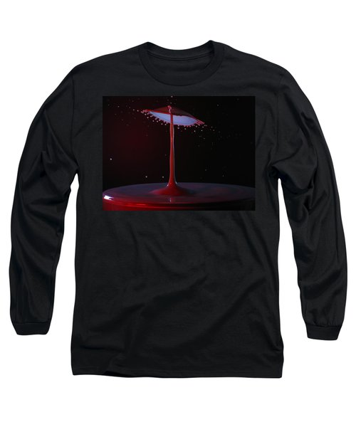 The Lamp Long Sleeve T-Shirt by Kevin Desrosiers