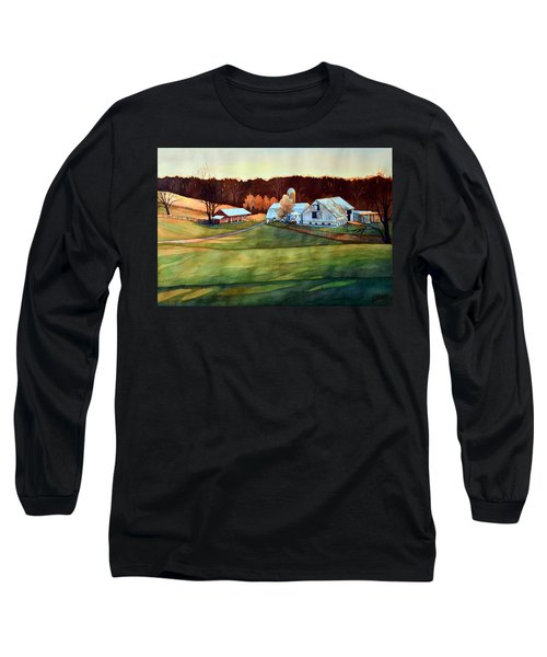 The Last Beaujolais Long Sleeve T-Shirt