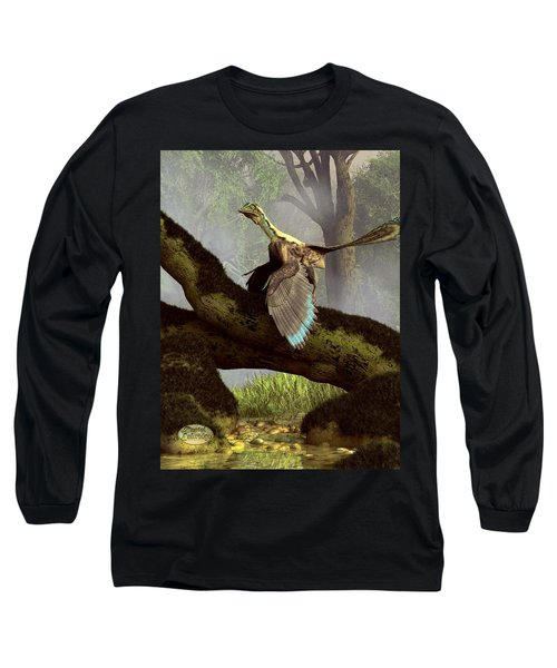 The Last Dinosaur Long Sleeve T-Shirt