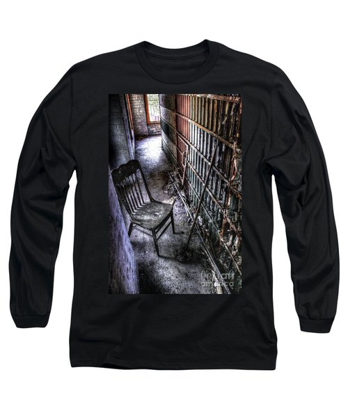 The Last Visitor Long Sleeve T-Shirt