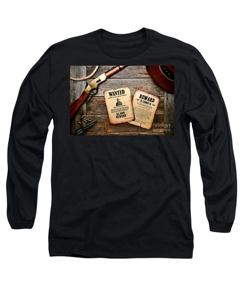 The Legend Of Frenchie Long Sleeve T-Shirt