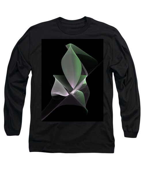 Long Sleeve T-Shirt featuring the digital art The Light Inside by Gabiw Art