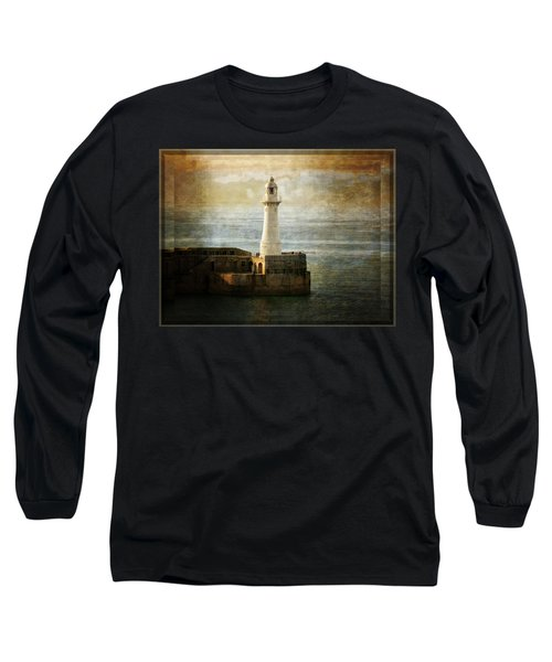 The Lighthouse Long Sleeve T-Shirt by Lucinda Walter