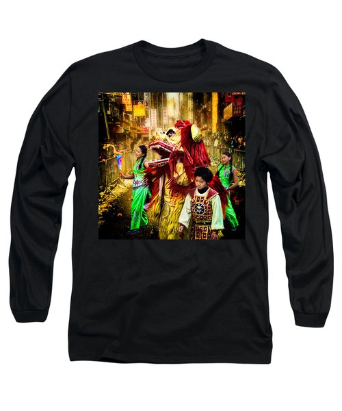 The Lion Tamers Long Sleeve T-Shirt