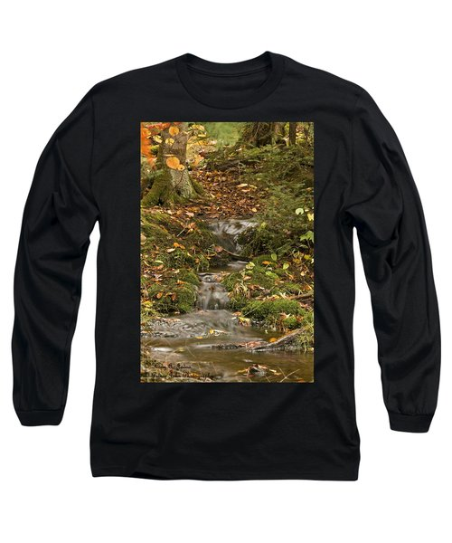The Little Brook That Could Long Sleeve T-Shirt