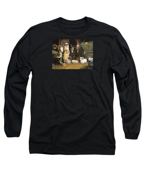 The Little Drummer Boy Long Sleeve T-Shirt
