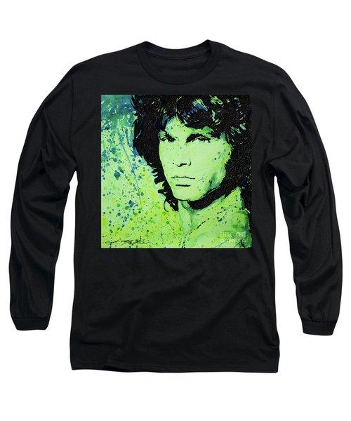 The Lizard King Long Sleeve T-Shirt
