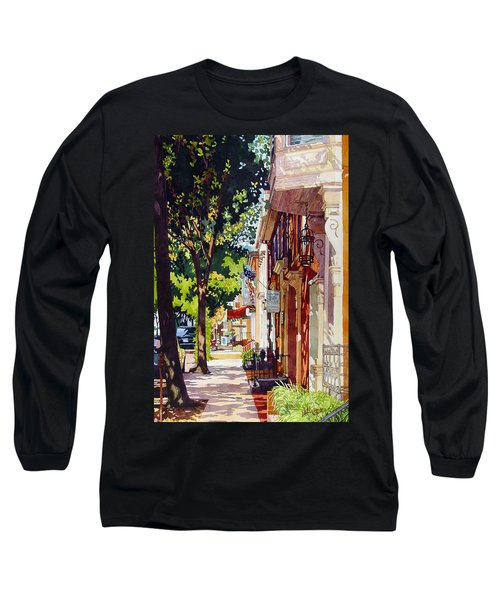 The Long Walk To Market Long Sleeve T-Shirt
