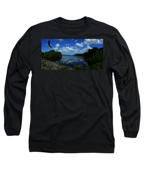 The Lord And His Manor Long Sleeve T-Shirt