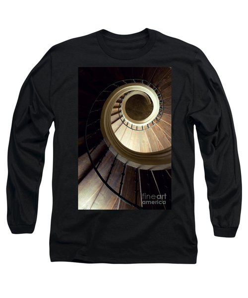 The Lost Wooden Tower Long Sleeve T-Shirt