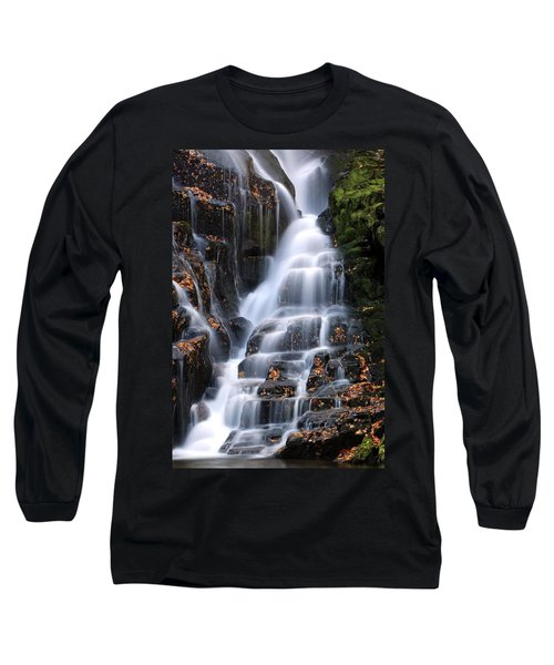 The Magic Of Waterfalls Long Sleeve T-Shirt