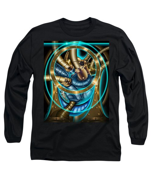 The Mechanical Heart Long Sleeve T-Shirt
