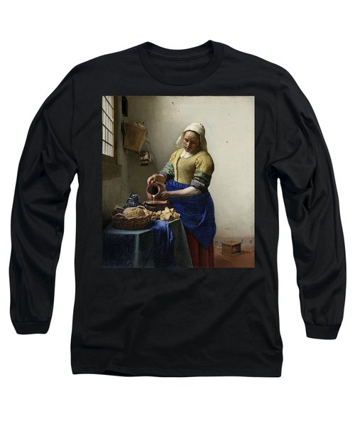 The Milkmaid Long Sleeve T-Shirt