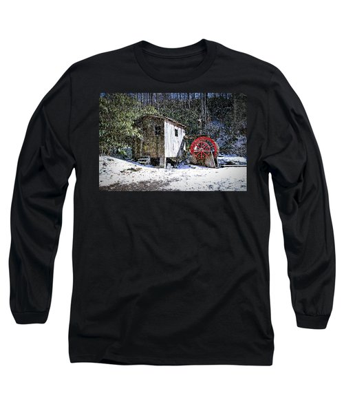 The Mill Long Sleeve T-Shirt by Bill Howard