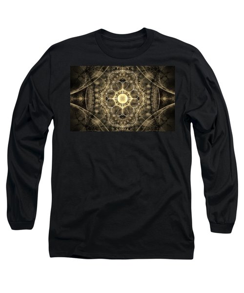 The Mind's Eye Long Sleeve T-Shirt by GJ Blackman