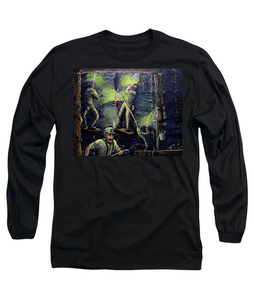 The Miners Way Long Sleeve T-Shirt