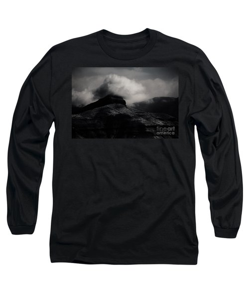 The Mist Long Sleeve T-Shirt by Jessica Shelton