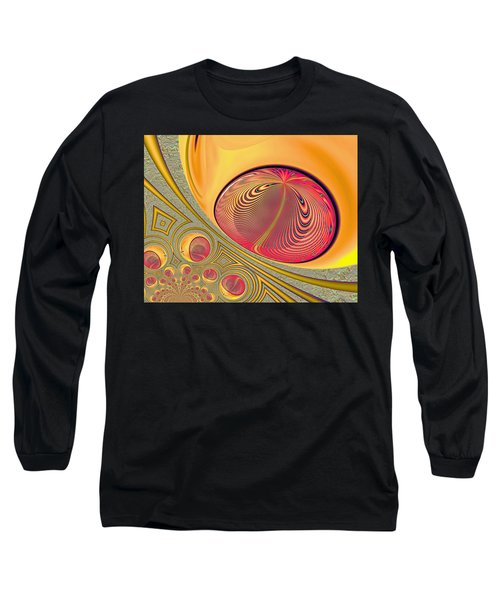 The Monitor Long Sleeve T-Shirt