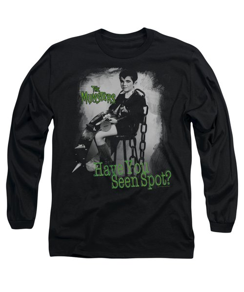 The Munsters - Have You Seen Spot Long Sleeve T-Shirt