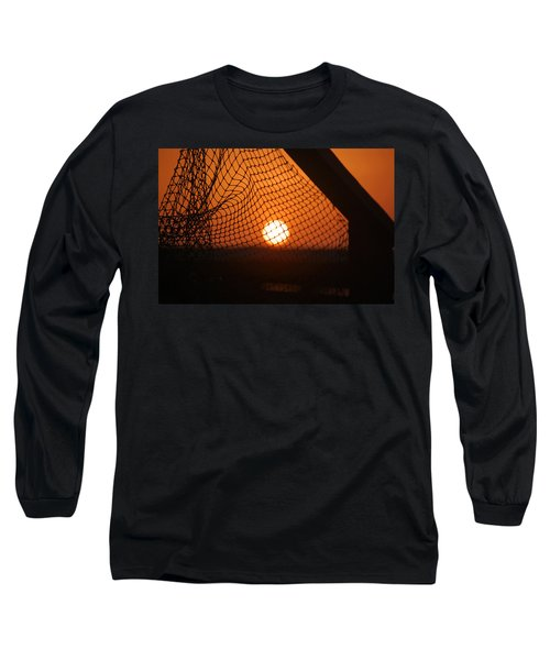 The Netted Sun Long Sleeve T-Shirt