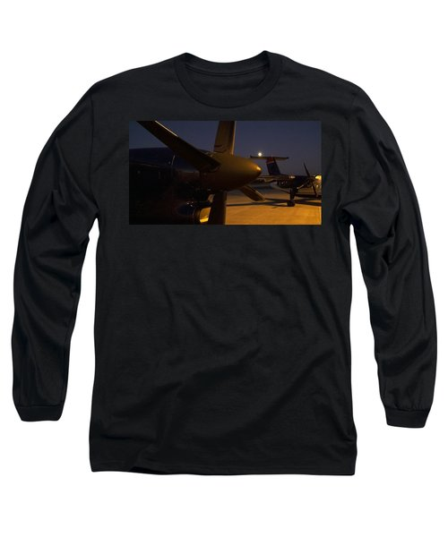 The Night II Long Sleeve T-Shirt