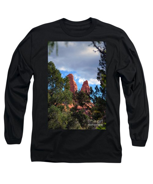 The Nuns Long Sleeve T-Shirt by Deb Halloran