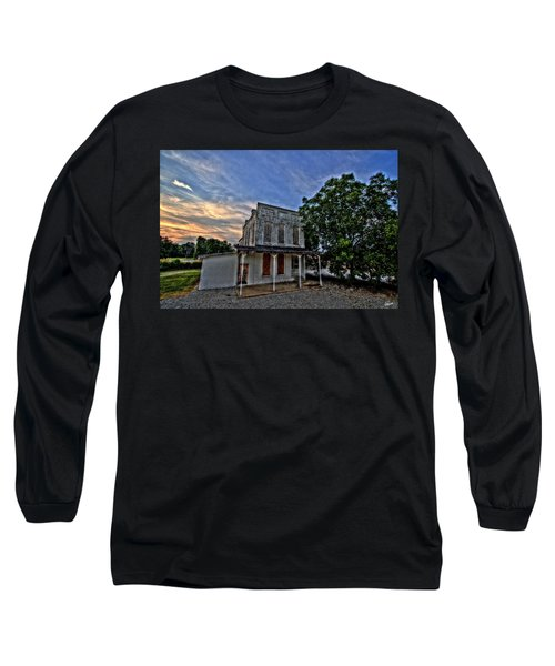 The Ol' Cotton Office Long Sleeve T-Shirt