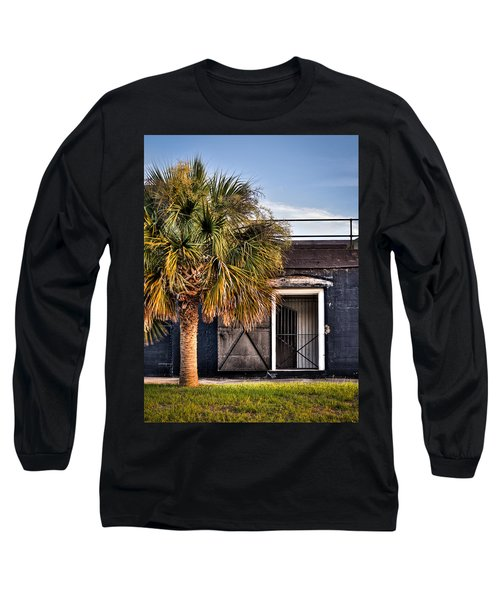 The Old Fort-color Long Sleeve T-Shirt