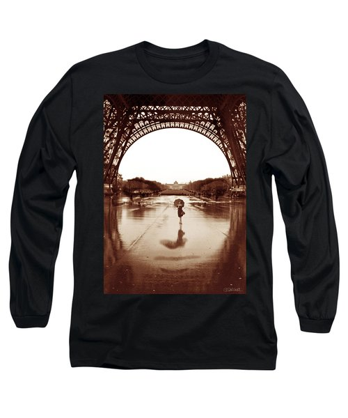 The Other Face Of Paris Long Sleeve T-Shirt