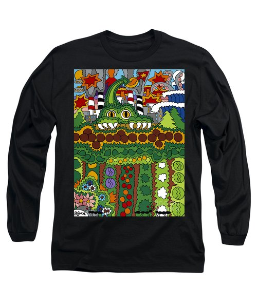 The Other Side Of The Garden  Long Sleeve T-Shirt