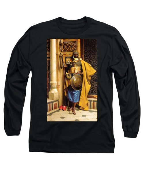 The Palace Guard Long Sleeve T-Shirt by Pg Reproductions