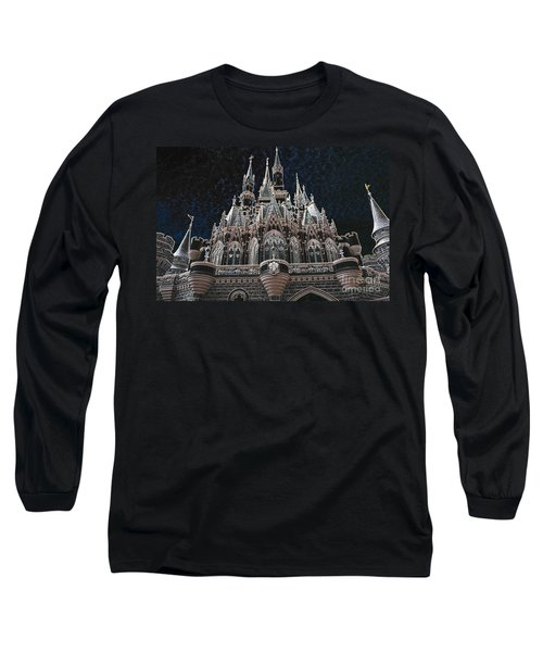 Long Sleeve T-Shirt featuring the photograph The Palace by Robert Meanor