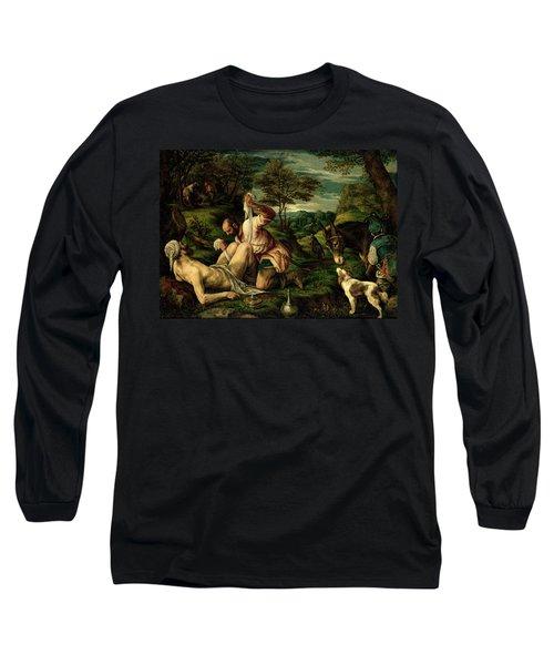 The Parable Of The Good Samaritan Long Sleeve T-Shirt