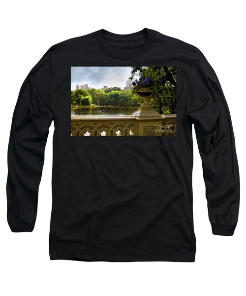 The Park On A Sunday Afternoon Long Sleeve T-Shirt