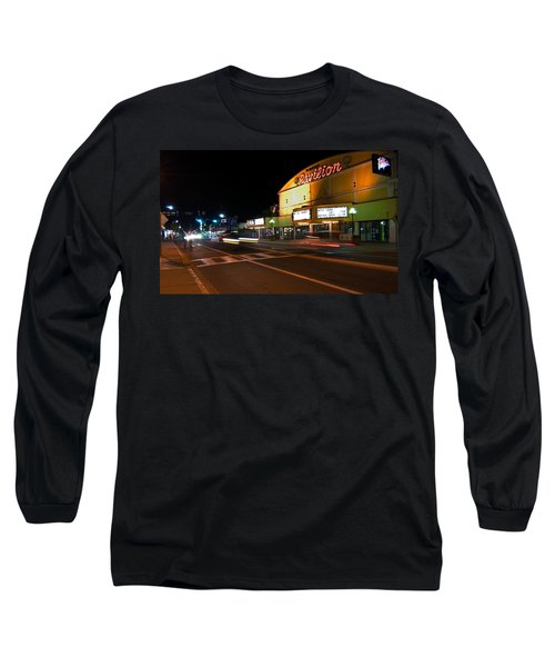 The Pavilion Myrtle Beach Long Sleeve T-Shirt