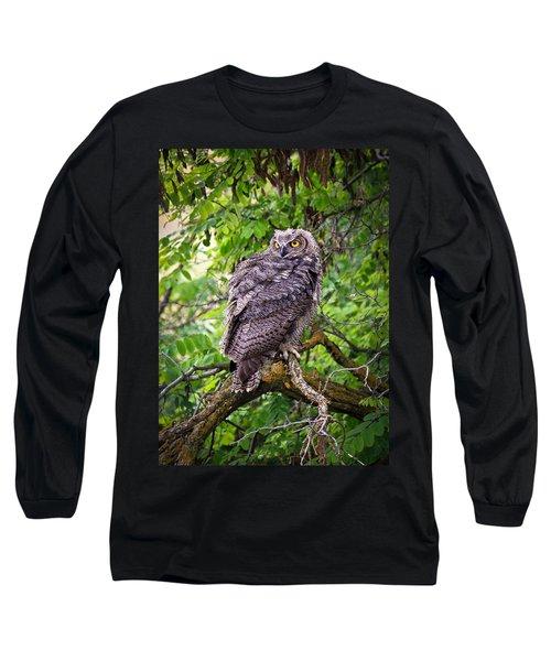 The Perch Long Sleeve T-Shirt