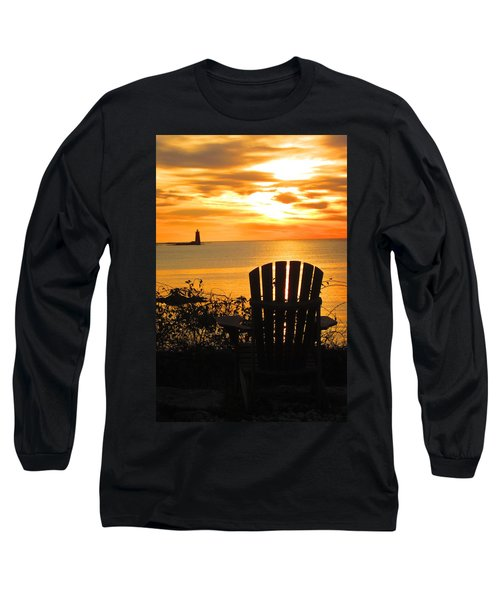 New Castle New Hampshire  Long Sleeve T-Shirt