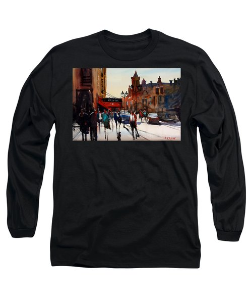 The Pfister - Milwaukee Long Sleeve T-Shirt
