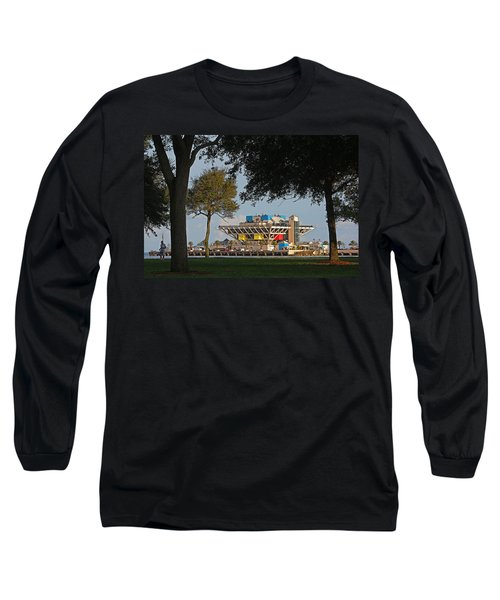 The Pier - St. Petersburg Fl Long Sleeve T-Shirt