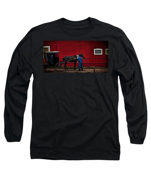 The Plain People Long Sleeve T-Shirt