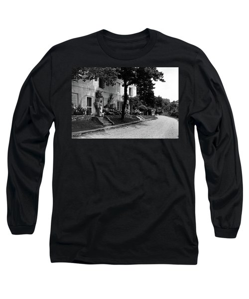 The Platt's House In New Jersey Long Sleeve T-Shirt