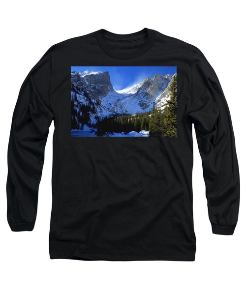 The Power And The Glory Long Sleeve T-Shirt by Eric Glaser