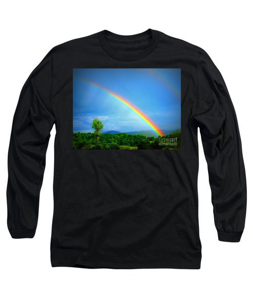 Long Sleeve T-Shirt featuring the photograph The Promise by Patti Whitten