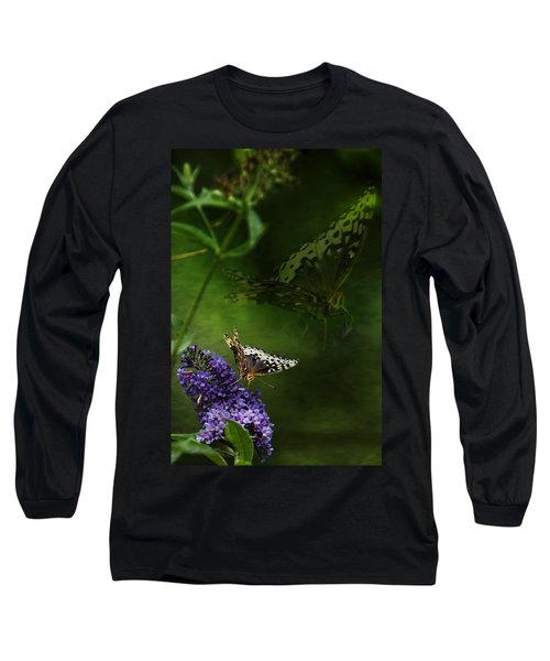 The Psyche Long Sleeve T-Shirt by Belinda Greb