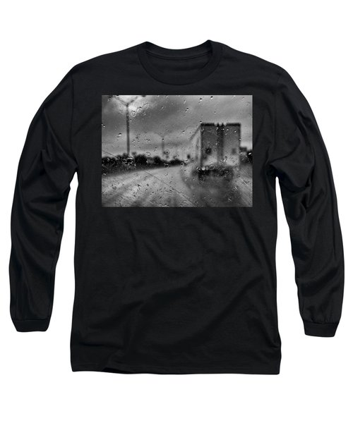 The Rain Makes Mysteries Long Sleeve T-Shirt
