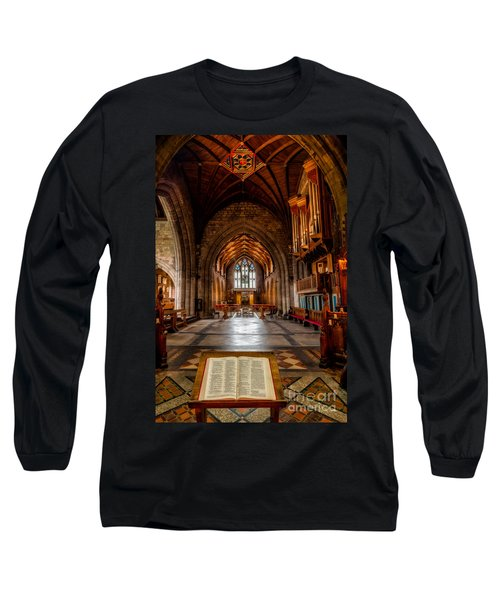 The Reading Room Long Sleeve T-Shirt