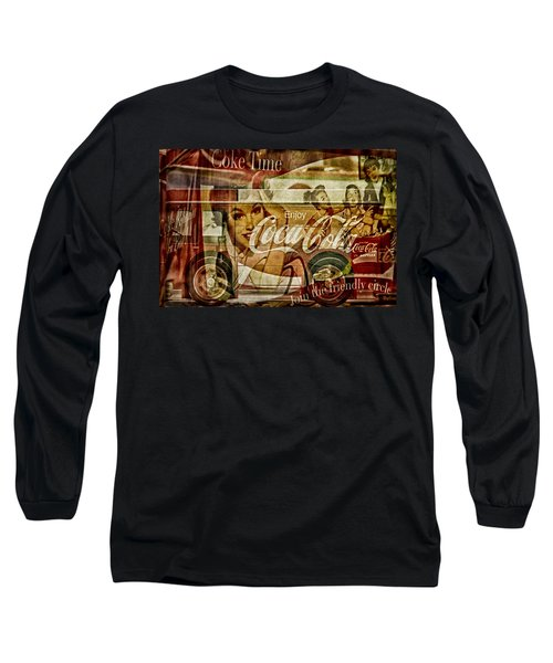 Long Sleeve T-Shirt featuring the photograph The Real Thing by Susan Candelario